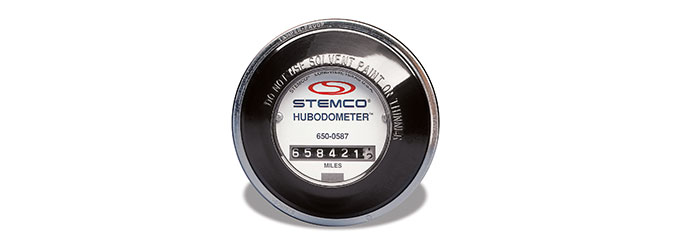 Standard Hubodometer
